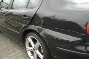 Seitenschaden BMW