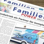 40 Jahre Familienbetrieb als Partner für komplette Unfallreparatur